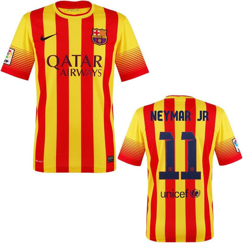 Neymar Jr Barcelona Jersey for Boys and Youth , Neymar Jersey Barcelona - Nike, G2G Sport Chicago - 2