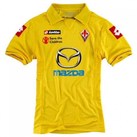 Fiorentina Jersey 2011 2012 S, Fiorentina Soccer Jersey - Lotto, G2G Sport Chicago