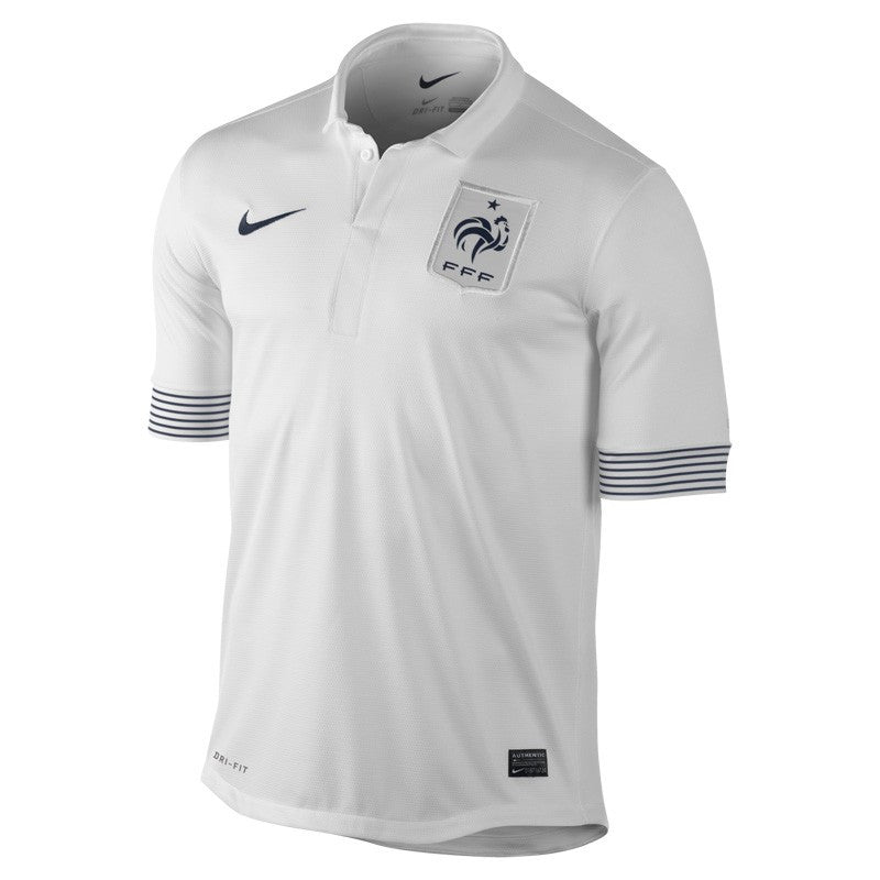 France Jersey 2012 2013 M, France Soccer Jersey - Nike, G2G Sport Chicago