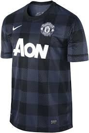 Manchester United Jersey 2013-2014 S, Manchester United Soccer jersey - Nike, G2G Sport Chicago
