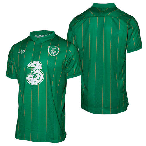 Ireland Jersey Home 2012 , Ireland Jerseys - Umbro, G2G Sport Chicago