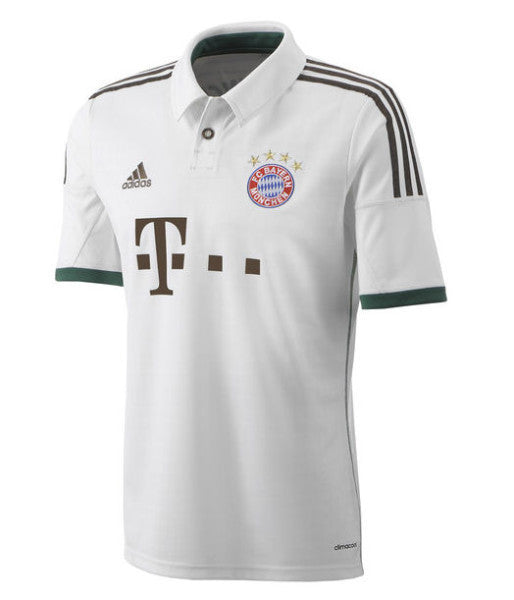Bayern Munich Jersey Away Youth and Kids 2013 2014 L, Bayern Munich Jerseys - Adidas, G2G Sport Chicago
