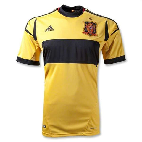 Spain Goalkeeper Jersey 2008 XL, Spain Soccer Jersey - Adidas, G2G Sport Chicago