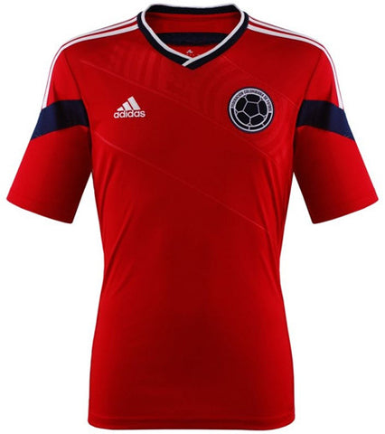 Colombia Jersey Away 2014 , colombia Jersey - Adidas, G2G Sport Chicago