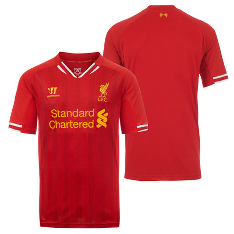 Liverpool Jersey Youth and Boys Sizes  2013 2014 Boys_M, Liverpool Soccer Jersey - Warrior, G2G Sport Chicago