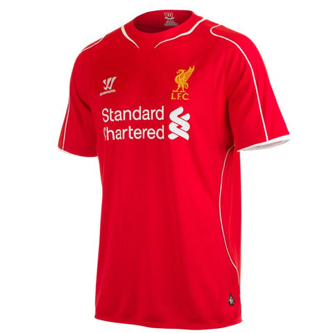 Liverpool  Jersey  2014-2015 Youth and Boys Sizes , Liverpool Soccer Jersey - Warrior, G2G Sport Chicago
