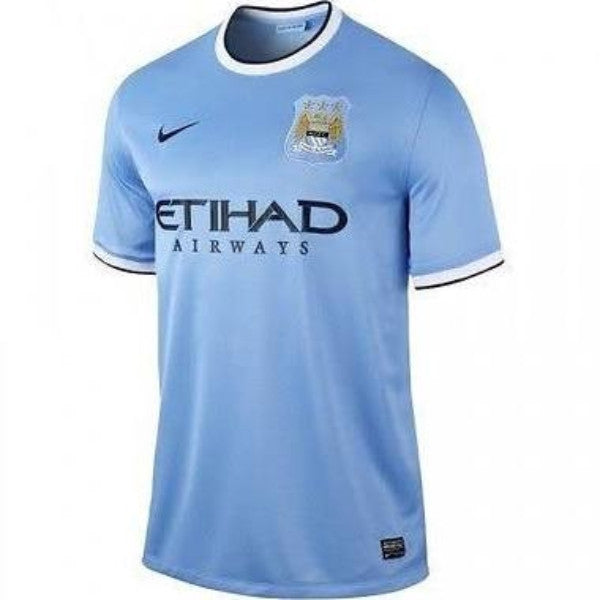 Manchester City Jersey Youth and Boys Sizes 2013 2014 S, Manchester City Jersey - Nike, G2G Sport Chicago