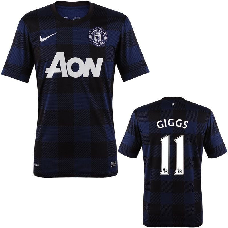 b3f8f0040 Giggs Jersey Manchester United 2013 2014