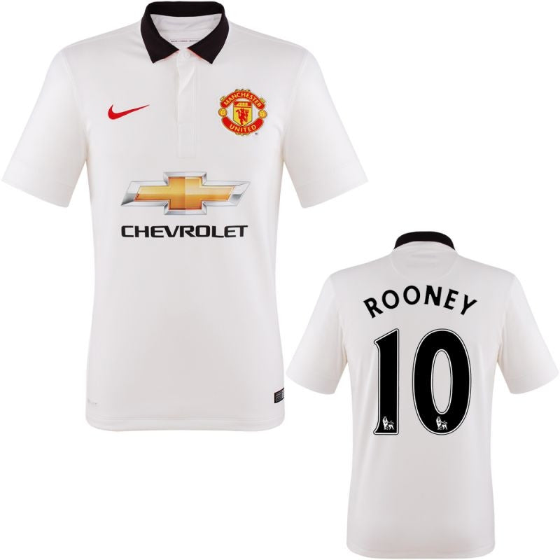 Rooney Manchester United Away jersey 2014-2015 , rooney jersey manchester united - Nike, G2G Sport Chicago