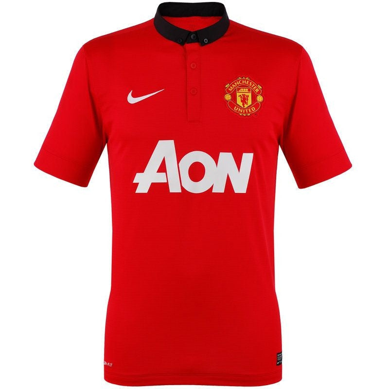 Manchester United Jersey 2013-2014 , Manchester United Soccer jersey - Nike, G2G Sport Chicago