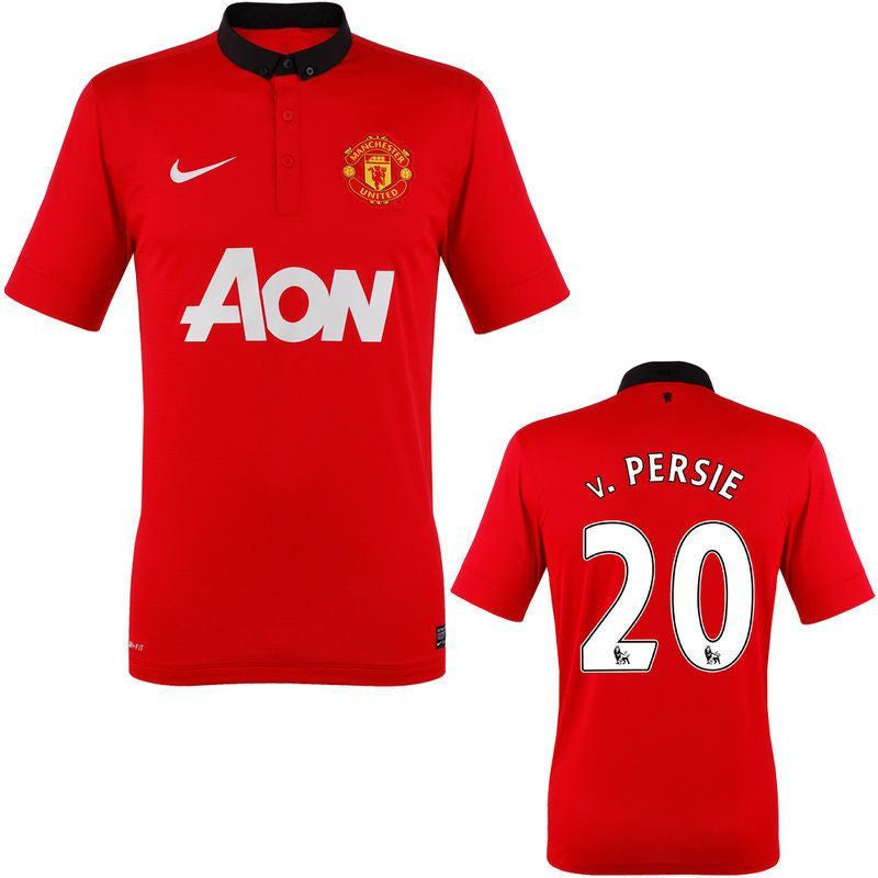 95f7e2ef5 Van Persie Jersey Manchester United Youth   Boys - G2G Sport Chicago