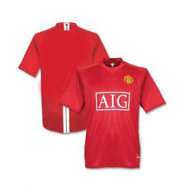 Manchester United Jersey Youth and Boys Sizes XS, Manchester United Soccer jersey - Nike, G2G Sport Chicago
