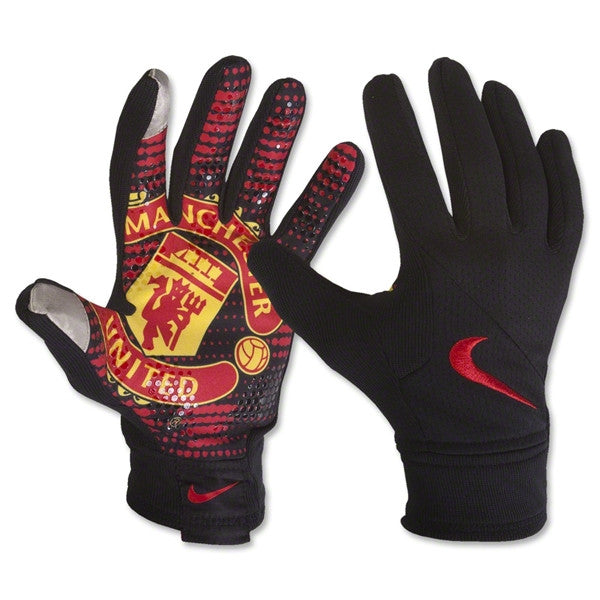 Manchester United Stadium Gloves ( XL Only) , manchester united stadium gloves - Nike, G2G Sport Chicago