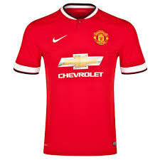 Manchester United Home Boys/Youth  2014 2015 Boys_M, Manchester United Soccer jersey - Nike, G2G Sport Chicago
