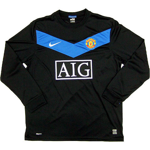 Manchester United Away Jersey 2009-2010 M, Manchester United Soccer jersey - Nike, G2G Sport Chicago
