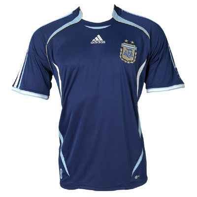 Argentina Jersey Away 2006 S, Argentina Soccer Jersey - Adidas, G2G Sport Chicago