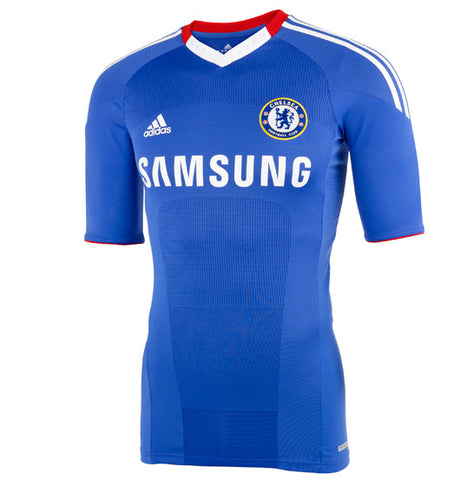 Chelsea Jersey 2010 2011 Youth L, Chelsea Soccer Jersey - Adidas, G2G Sport Chicago
