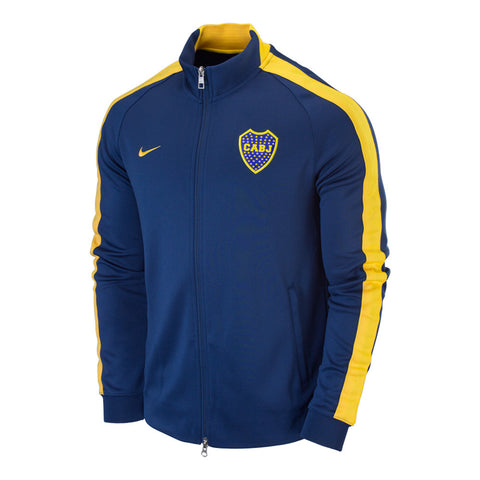 Boca Juniors N98 Track Jacket XL, Boca Juniors Track Jacket - Nike, G2G Sport Chicago