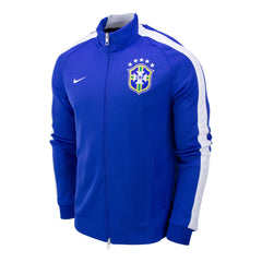 Brazil Track Jacket N98 World Cup 2014 Select SIze, Brazil N98 Track Jacket - Nike, G2G Sport Chicago - 1