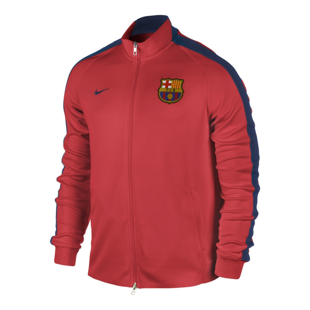 Barcelona Jacket  Away N98 Jacket 2014 2015 Select Size, Barcelona home soccer jersey - Nike, G2G Sport Chicago