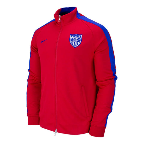 USA N98 Track Jacket World Cup 2014 Select Size, USA Soccer Jerseys - Nike, G2G Sport Chicago