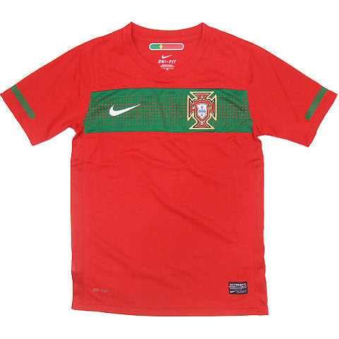 Portugal Jersey Youth and Boys Sizes S, Portugal Soccer Jersey - Nike, G2G Sport Chicago