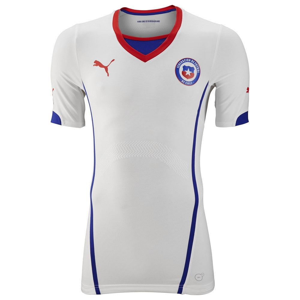 Chile Jersey Away 2014 , Chile Soccer jersey - Puma, G2G Sport Chicago