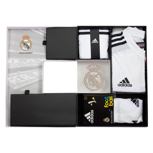 Real Madrid Adizero Full Kit 2014 2015 S, Real Madrid soccer jersey - Adidas, G2G Sport Chicago - 1