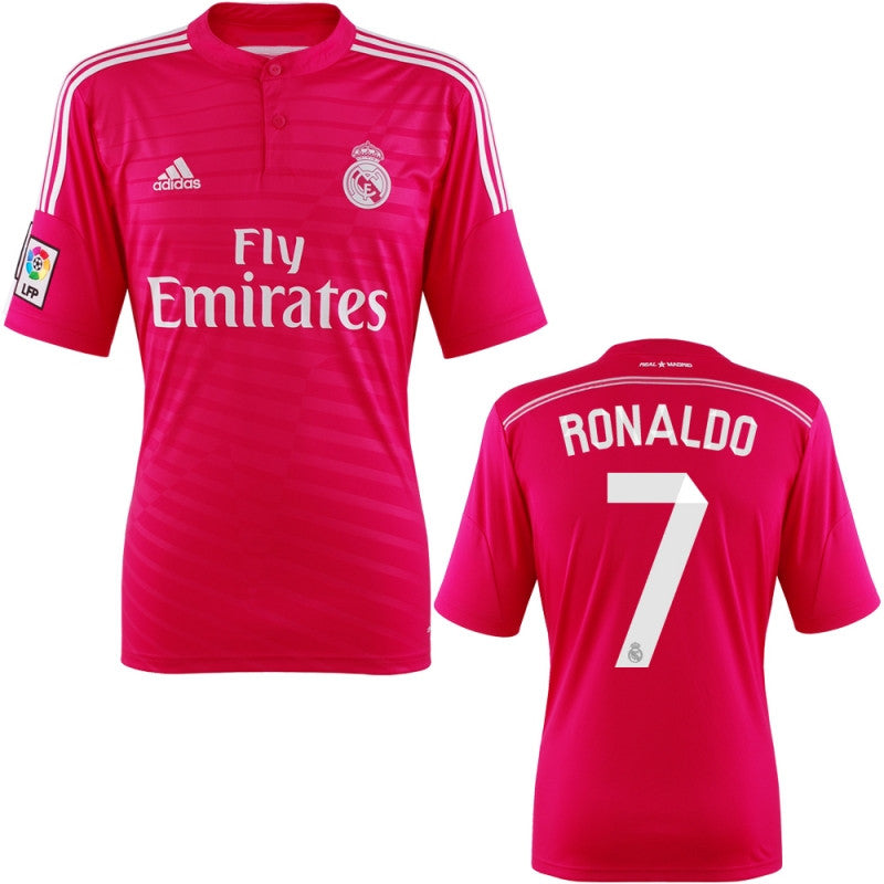 10cfe8eca Ronaldo Jersey Real Madrid Away 2014 2015 - G2G Sport Chicago