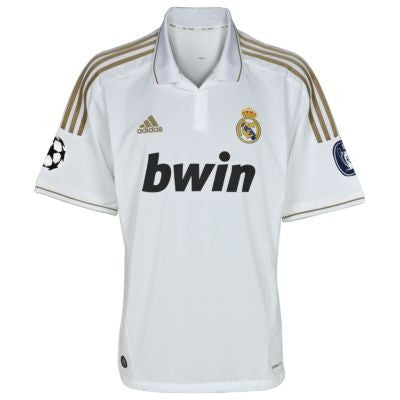 Real Madrid Jersey 2011-2012 , Real Madrid soccer jersey - Adidas, G2G Sport Chicago