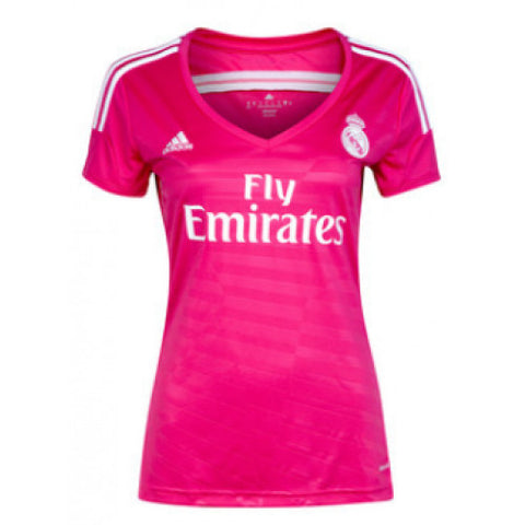 Real Madrid Women Jersey 2014-2015 S, Real Madrid soccer jersey - Adidas, G2G Sport Chicago