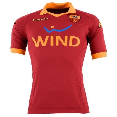 AS Roma Jersey Home 2012-2013 S, AS Roma Jersey - Kappa, G2G Sport Chicago
