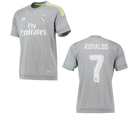 Ronaldo Jersey Real Madrid Away 2015 2016 , real madrid jersey - Adidas, G2G Sport Chicago