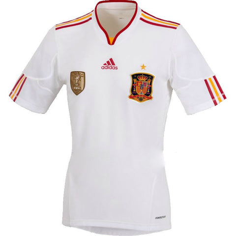 Spain Jersey 2011-2012 XL, Spain Soccer Jersey - Adidas, G2G Sport Chicago
