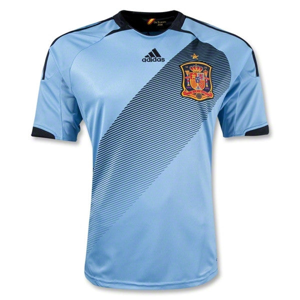 Spain Jersey 2012-2013 Boys M, Spain Soccer Jersey - Adidas, G2G Sport Chicago