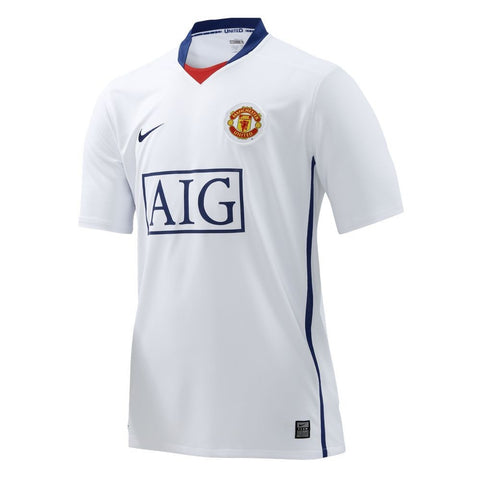 Manchester United Jersey 2008-2009 M, Manchester United Soccer jersey - Nike, G2G Sport Chicago