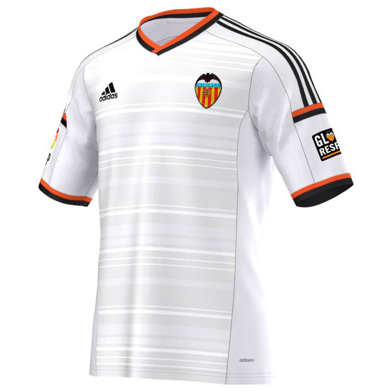 Valencia Jersey 2014-2015 S, Valencia Soccer Jersey - Adidas, G2G Sport Chicago