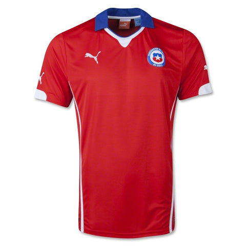 Chile Jersey 2014 , Chile Soccer jersey - Puma, G2G Sport Chicago
