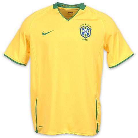 Brazil Jersey Youth and Kids Sizes , Brazil Soccer Jersey - Nike, G2G Sport Chicago