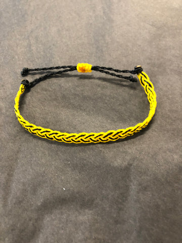 STA Braided Spirit String Bracelet