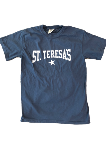 St. Teresa's Star Midnight T-Shirt