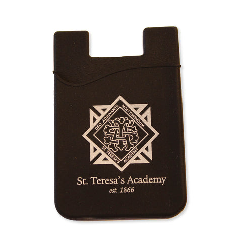 St. Teresa's Academy Cell Phone Wallet