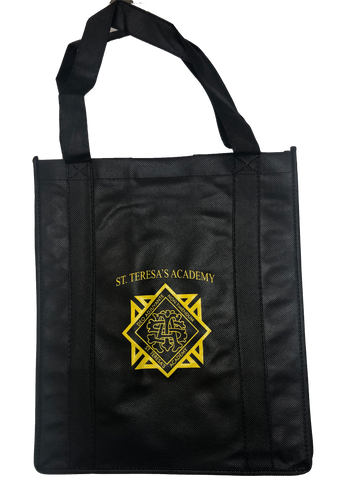St. Teresa's Academy Crest Reusable Bag