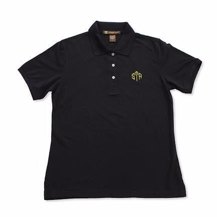 Uniform - STA Black Short Sleeved Polo