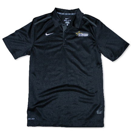 Men's Nike Black Golf Polo