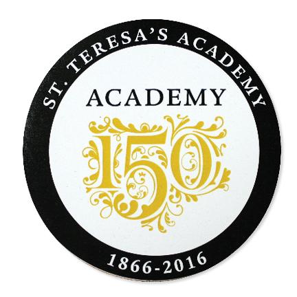 150th Academy Anniversary Bumper Sticker