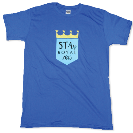 Sale STAy Royal T-Shirt