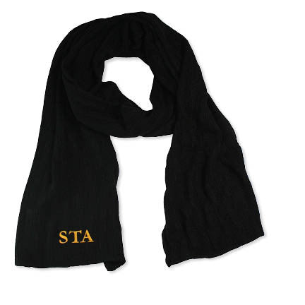 Uniform STA Scarf