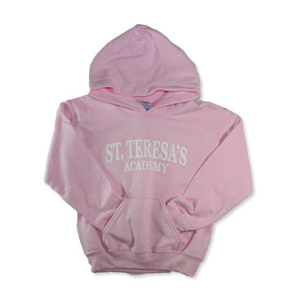 Youth St. Teresa's Academy Pink Hoodie