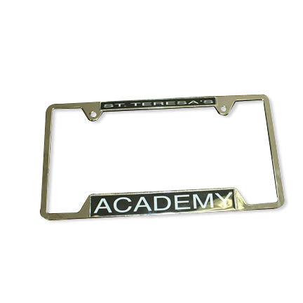 St. Teresa's Academy License Plate Cover